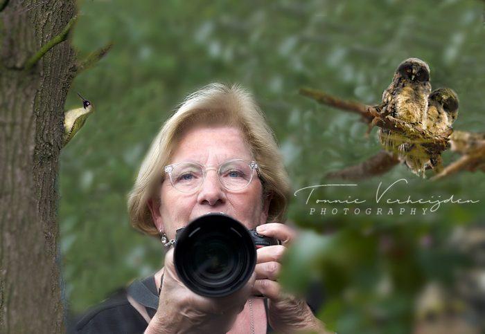 Natuurfotografie Tonnie Verheijden
